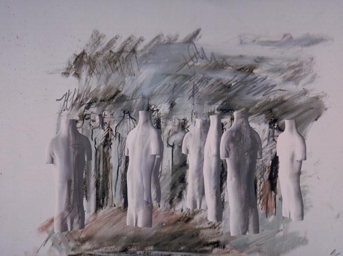 Silent Statues II
