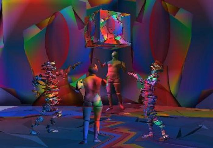 Celebration of The Cube