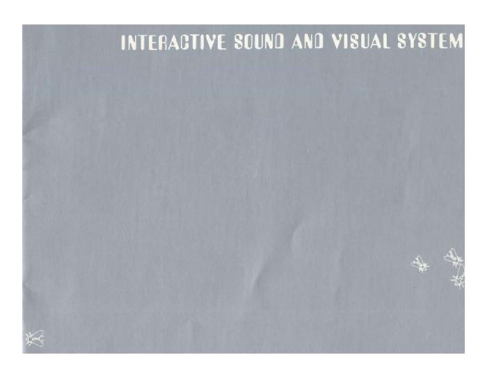 Interactive Sound and Visual Systems