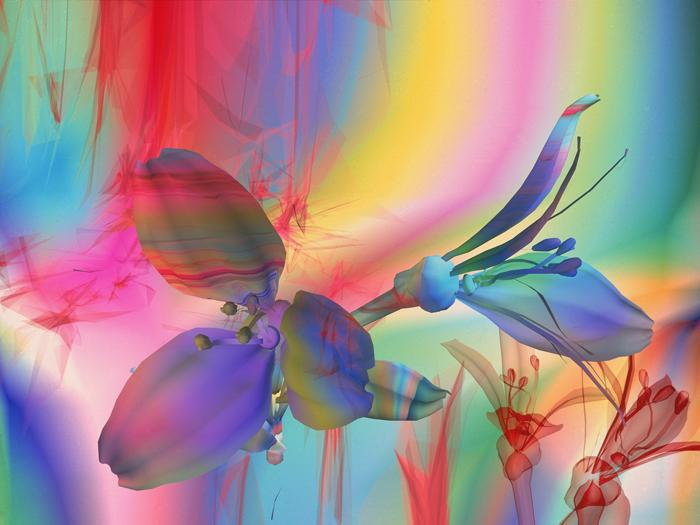 Csuri Project Artwork Wondrous Spring C06 00009